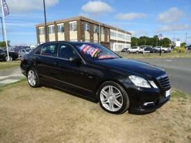 2011 Mercedes-Benz E Class 2.1 E200 CDI BlueEFFICIENCY Sport 4dr