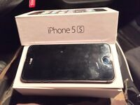 Brand-new condition iPhone 5S 16 GB bell