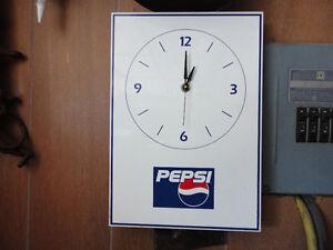 Pepsi Clock Regina Regina Area image 1