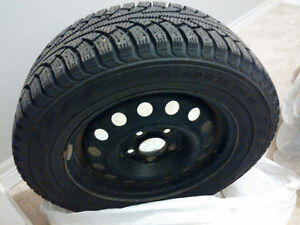 Nokian Nordman 5 Winter Tires (on rims)