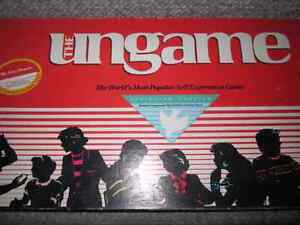 The Ungame Christian version board game