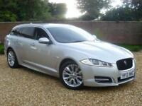 2013 13, Jaguar XF 2.2TD ( 200ps ) ( s/s ) Sportbrake Auto Sport ESTATE