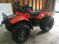 1996 Suzuki King Quad 4x4