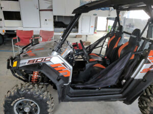 800s RZR and trailer included