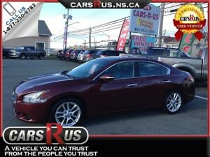 2011 Nissan Maxima 3.5 SV....includes 4 FREE winter tires!!!