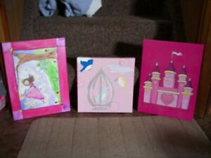 Pictures Canvas x 3