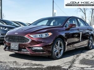 2017 Ford Fusion Sport  - Leather Seats -  Bluetooth - $127.67 /