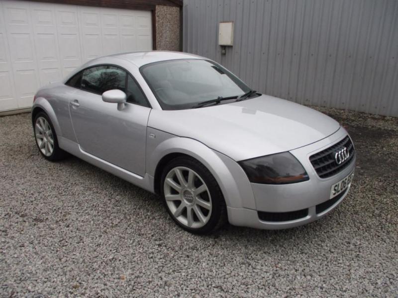 2006 Audi TT 1.8 T 2dr [190] 2 door Coupe
