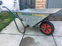 WHEEL BARROW TIPPING