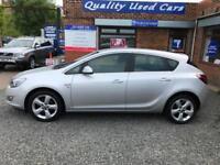 Vauxhall Astra 1.4i VVT 16v (100ps) SRi 5 Door Hatchback