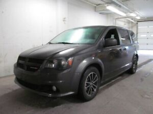 2018 Dodge Grand Caravan GT - Leather, Power Doors, Heated Seats