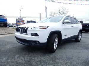2015 Jeep CHEROKEE NORTH V6 SAFETY TECH GROUP!!!! WITH EXTENDED