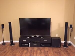 LG surround system with DVD player