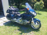 SOLD !! 07 Goldwing SOLD!!