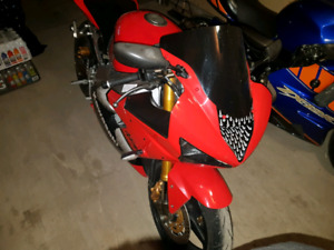 2003 zx6r 636. Great condition.