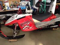 2006 Ski Doo Summit X 800 HO 151