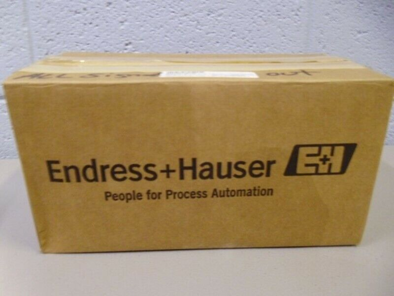 ENDRESS+HAUSER CERABAR M PMC45-RC21CBA1DL4 PRESSURE TRANSMITTER * NEW IN BOX *