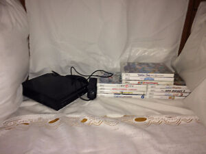 wii and 12 games