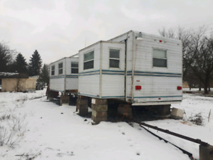 8 × 38 trailer with pull outs