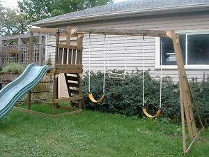 Kids climber/ swingset Oakville / Halton Region Toronto (GTA) image 1