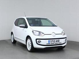 2012 VOLKSWAGEN UP 1.0 Up White 3dr