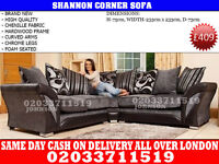 Shamon Corner Sofa(Order Now)