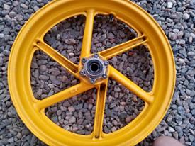 Honda cbr wheels