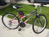 """$140 - Pink 26"""" Supercycle. Save $$."""