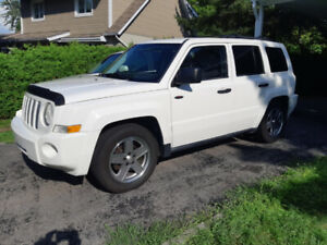 Jeep Patriot 2008 4x4 Très propre