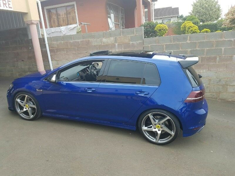 golf 7r gloss black rear wing phoenix gumtree classifieds south africa 187181097. Black Bedroom Furniture Sets. Home Design Ideas