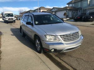 2005 Chrysler Pacifica AWD SUV, Crossover