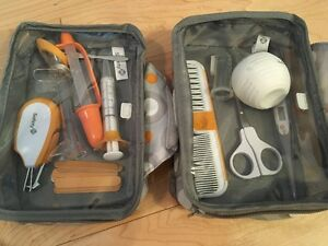 Half-unused Safety 1st Deluxe Grooming Kit