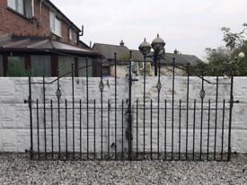 Wrought Iron Gates / Dri eway Gates / Garden Gates / Metal Gates
