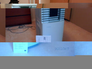 Diplomat Air Conditioner-Dehumidifier-Heater combination.