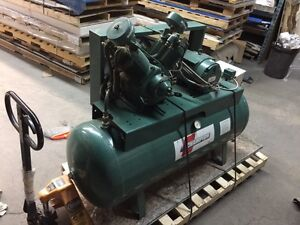 10 HP industrial compressor with dryer