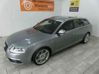 2010 Audi A6 Avant 2.0TDI S LINE Le Mans ***BUY FOR ONLY £43 A WEEK***