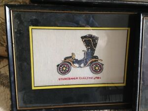Vintage Cars Cross Stitch Pictures Kingston Kingston Area image 4