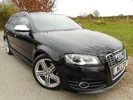 2012 Audi S3 S Tronic Quattro 5dr Pan Roof! 1 Owner! 5 door Hatchback