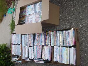 I have around 400 dvd's
