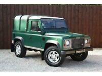 2005 Land Rover Defender 90 Utility Pickup Diesel Manual