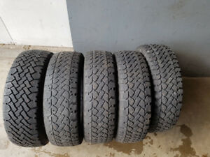 175/65R14 Studded Winter Tires for sale
