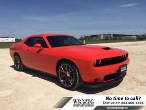 2016 Dodge Challenger SRT 392 *Under 2000 KM*