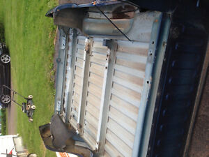 Dodge Ram Rust free box from down south
