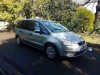 2008 Ford Galaxy 1.8TDCi 7 Seats 1 former keeper, air-con,cruise £3595