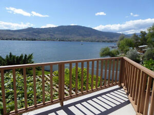Spectacular Waterfront 3 Bedroom Home in Osoyoos