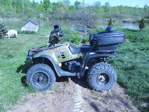 1997 Polaris Sportsman 500 4 Wheel Drive ATV