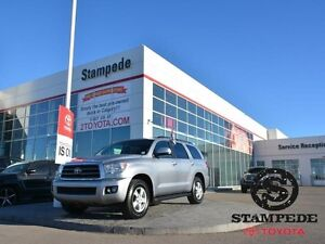 2011 Toyota Sequoia 4WD 4DR 4.6L SR5 W/LEATHER  SUNROOF