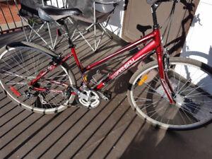 Womens Louis Garneau Bike Excersion RC3