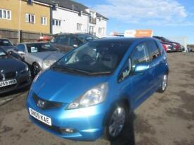 2009 Honda Jazz Hatch 5Dr 1.4i-VTEC 100 EX Petrol blue Manual