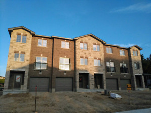 ****Brand New FREEHOLD Townhomes Located in Waterloo****